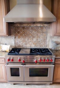 Gas and electric stove, range and oven technicians
