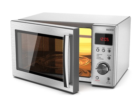 microwave oven appliance